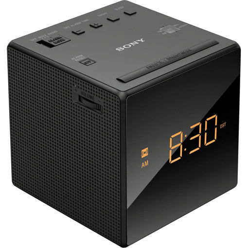 Imagen de Radio Reloj Despertador Sony ICF-C1-BC