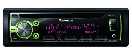 Imagen de Radio para Carro Pioneer DEH-X3750UI