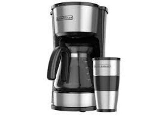 Imagen de Coffee Maker B+D 5Tzs CM0755S-LA